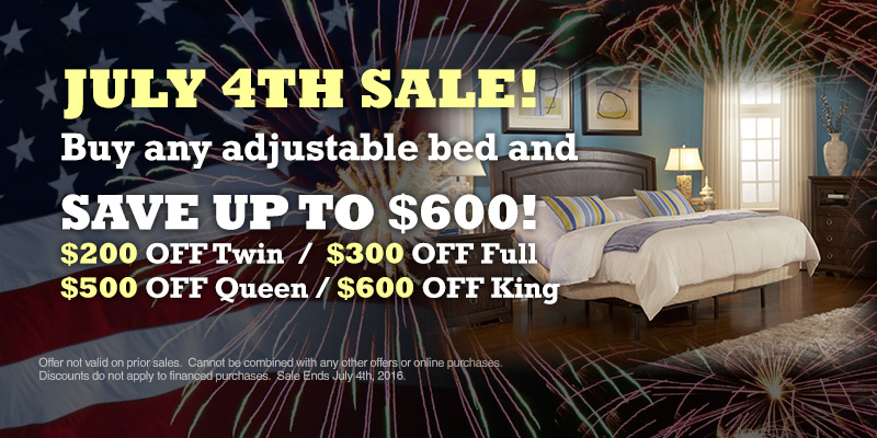 Healthy Choice Adjustable Bed Sale