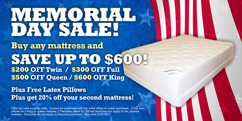 Natural and Organic Mattresses