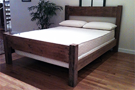 THE BROOKFIELD The Brookfield Sustainable Bed Frame