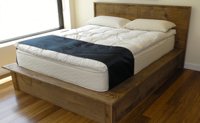 The Ridgewood Sustainable Bed Frame