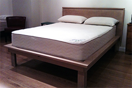 Natural And Organic Sustainable Bed Frames Healthy Choice